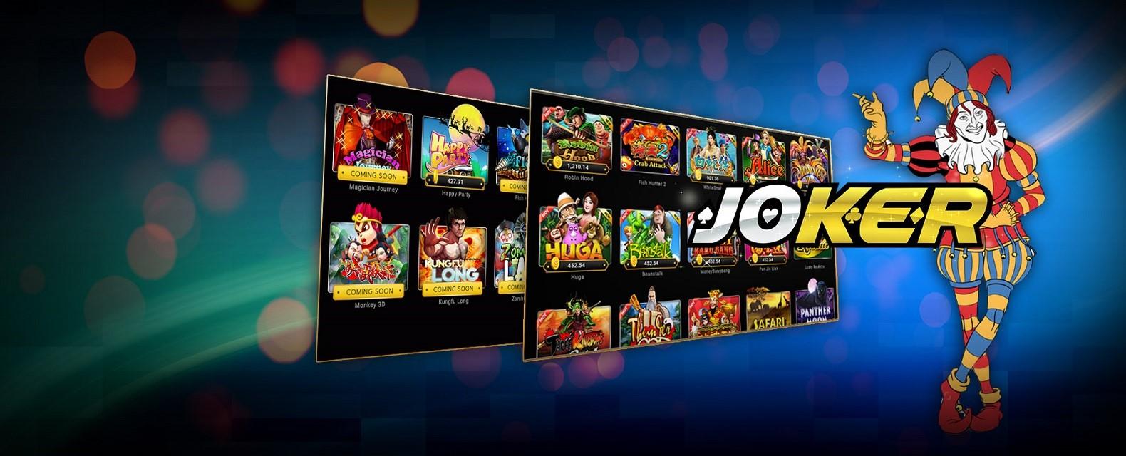 Popular online casino joker 123